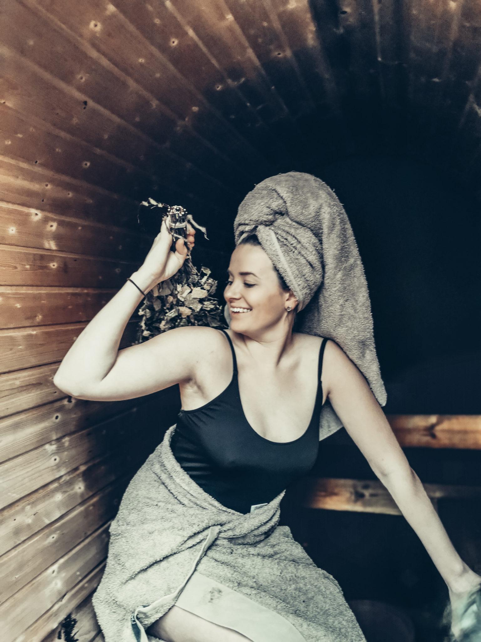 Yango, Yangosuomi, Yango Finland, Yango sauna