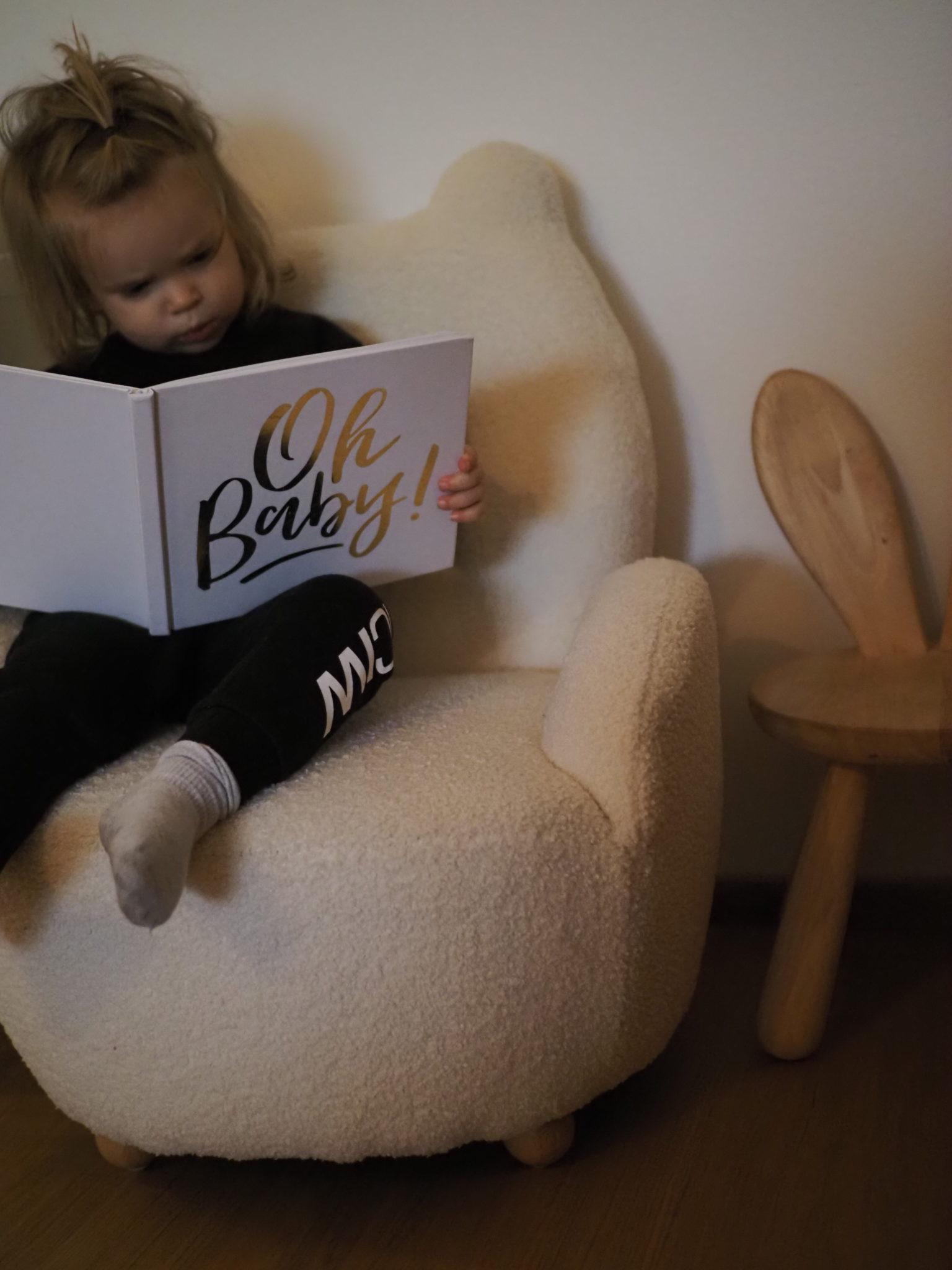 lasten nojatuoli, lastenhuoneen sisustaminen